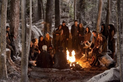 Cullens & Covens Meeting