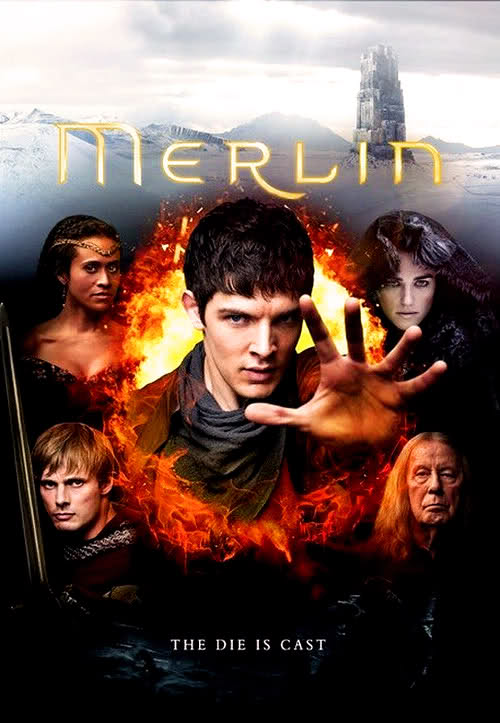 MERLIN S5 POSTER REVEALED AT SAN DIEGO COMIC CON