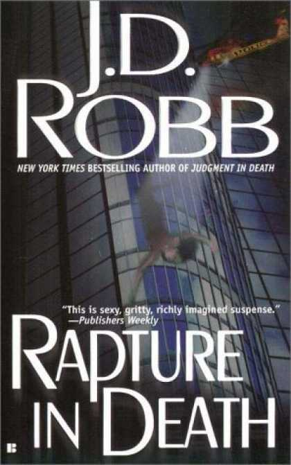 RAPTURE IN DEATH (IN DEATH, BOOK #4) BY J.D. ROBB: BOOK REVIEW