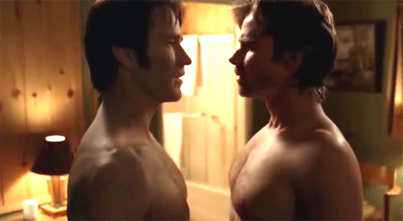 STEPHEN MOYER WANTS ANOTHER GAY SCENE