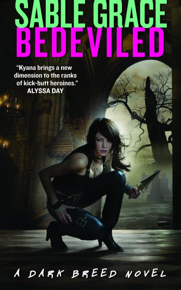 BEDEVILED (DARK BREED, BOOK #2) BY SABLE GRACE: BOOK REVIEW
