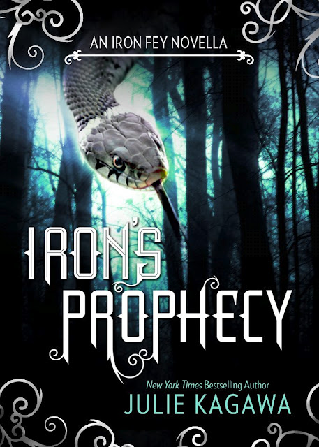 IRON'S PROPHECY (THE IRON FEY,BOOK #4.5) BY JULIE KAGAWA: BOOK REVIEW