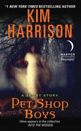 PET SHOP BOYS BY KIM HARRISON: BOOK REVIEW
