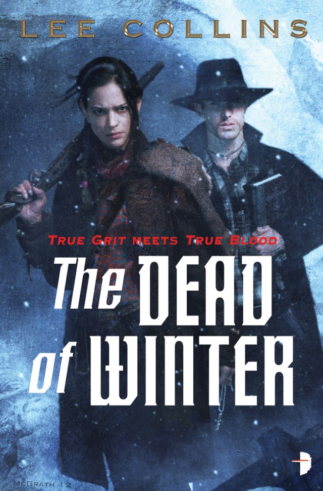 THE DEAD OF WINTER (CORA OGLESBY, BOOK #1) BY LEE COLLINS: BOOK REVIEW