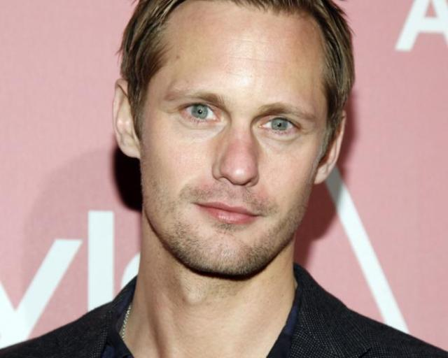 'FIFTY SHADES OF GREY' AND ALEXANDER SKARSGARD: A PERFECT FIT???