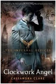 CLOCKWORK ANGEL BY CASSANDRA CLARE: BOOK COVERS AROUND THE WORLD