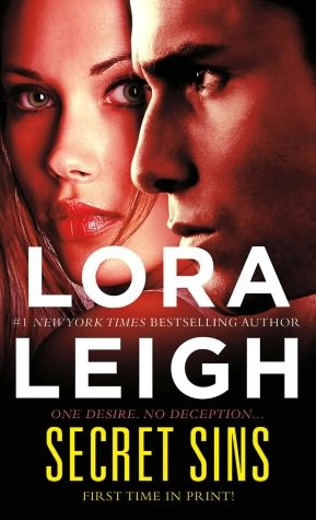 SECRET SINS (THE CALLAHAN'S, BOOK #3) BY LORA LEIGH: BOOK REVIEW
