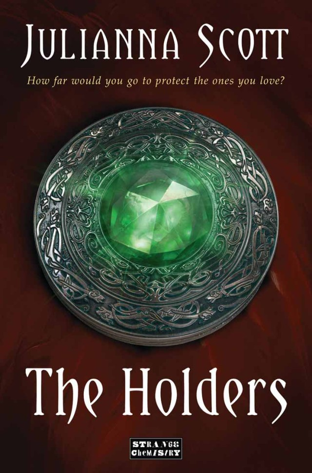 THE HOLDERS (HOLDERS, BOOK #1) BY JULIANNA SCOTT: BOOK REVIEW