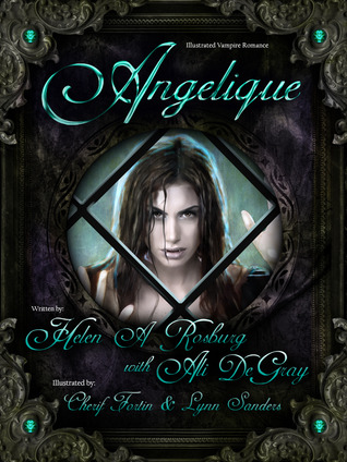 ANGELIQUE BY HELEN A. ROSBURG: BOOK REVIEW