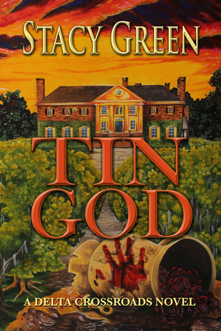 TIN GOD BY STACY GREEN: SWAG PACK GIVEAWAY