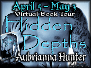 AUBRIANNA HUNTER'S 'HIDDEN DEPTHS' BLOG TOUR