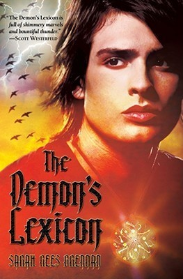 THE DEMON'S LEXICON BY SARAH REES BRENNAN: BOOK COVERS AROUND THE WORLD