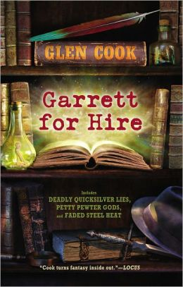 GARRETT FOR HIRE BY GLEN COOK: BOOK REVIEW