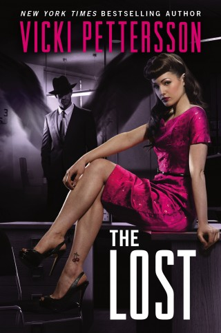 THE LOST (CELESTIAL BLUES, BOOK #2) BY VICKI PETTERSSON: BOOK REVIEW