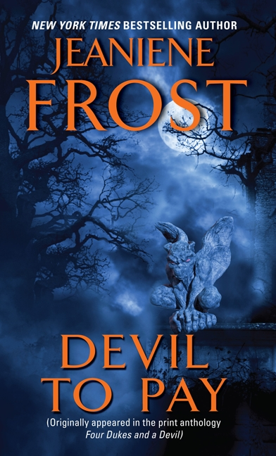 DEVIL TO PAY (NIGHT HUNTRESS, BOOK #3.5) BY JEANIENE FROST: BOOK REVIEW