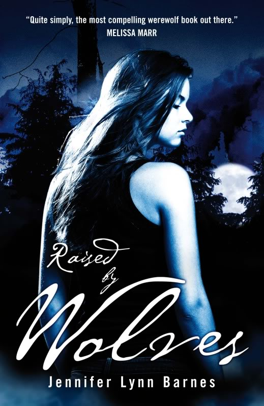 RAISED BY WOLVES (RAISED BY WOLVES, BOOK #1) BY LYNN BARNES: BOOK REVIEW