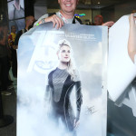 Lionsgate's 'Catching Fire' Talent Signing and Fan Meet and Greet at 2013 Comic-Con