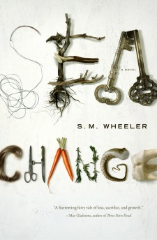 S.M. WHEELER AUTHOR OF SEA CHANGE: EXCLUSIVE INTERVIEW