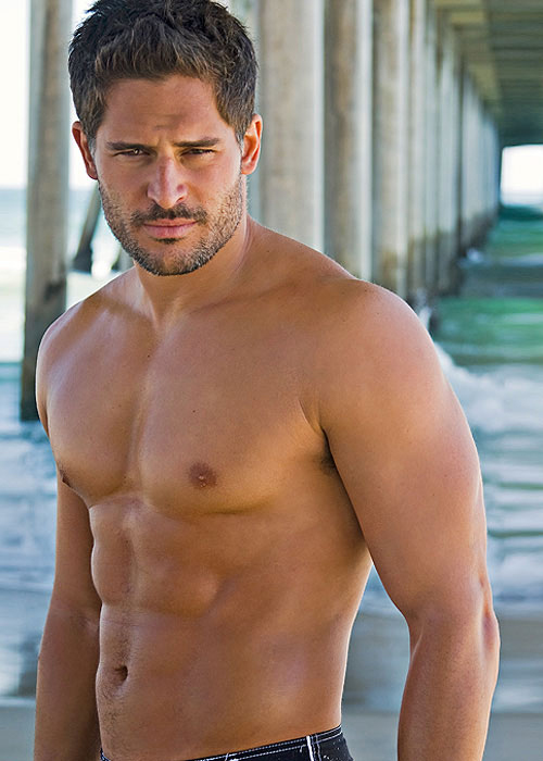 HE'S COME A LONG WAY: JOE MANGANIELLO