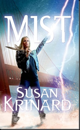 MIST (MIDGARD, BOOK #1) BY SUSAN KRINARD: BOOK REVIEW