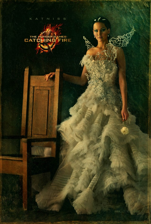 NEW BEHIND THE SCENES FEATURETTE OF THE HUNGER GAMES: CATCHING FIRE – MOVIE NEWS