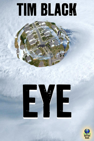 TIM BLACK AUTHOR OF EYE: EXCLUSIVE INTERVIEW