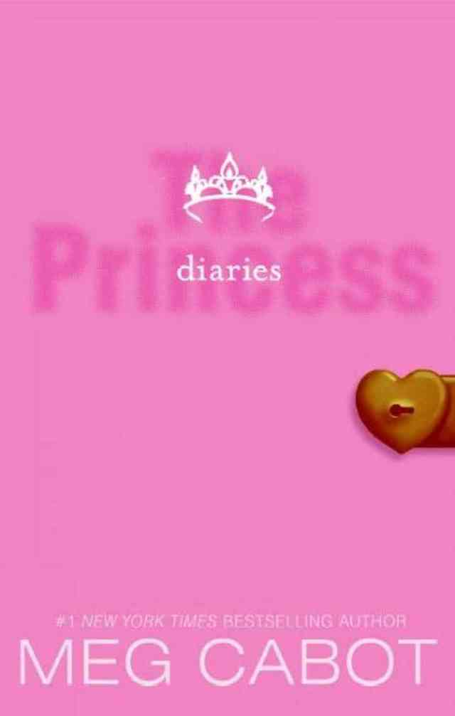 THE PRINCESS DIARIES BY MEG CABOT: BOOK COVERS AROUND THE WORLD
