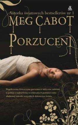 Abandon_Meg Cabot_polish_cover