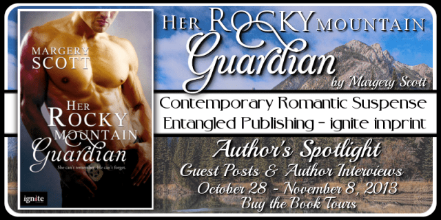HER ROCKY MOUNTAIN GUARDIAN BY MARGERY SCOTT: BLOG TOUR