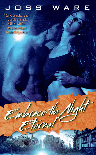 EMBRACE THE NIGHT ETERNAL (ENVY CHRONICLES, BOOK #2) BY JOSS WARE: BOOK REVIEW