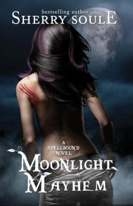 MOONLIGHT MAYHEM (SPELLBOUND, BOOK #3) REVISED EDITION: BOOK REVIEW