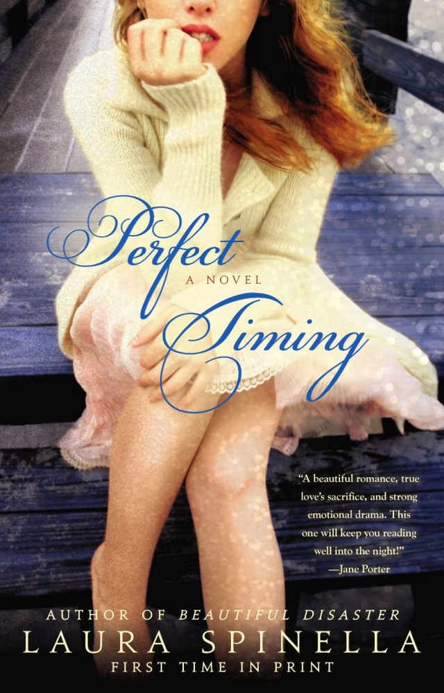 PERFECT TIMING BY LAURA SPINELLA: BOOK REVIEW