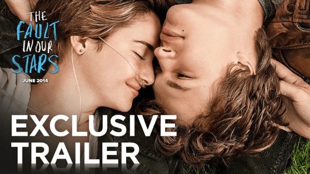 OFFICIAL TRAILER FOR 'THE FAULT IN OUR STARS' RELEASED!