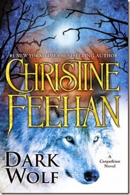 DARK WOLF (DARK, BOOK #25) BY CHRISTINE FEEHAN: BOOK REVIEW