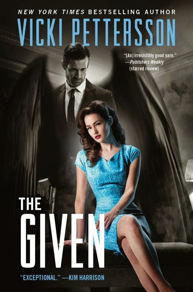'THE GIVEN' BY VICKI PETTERSSON: COVER REVEAL