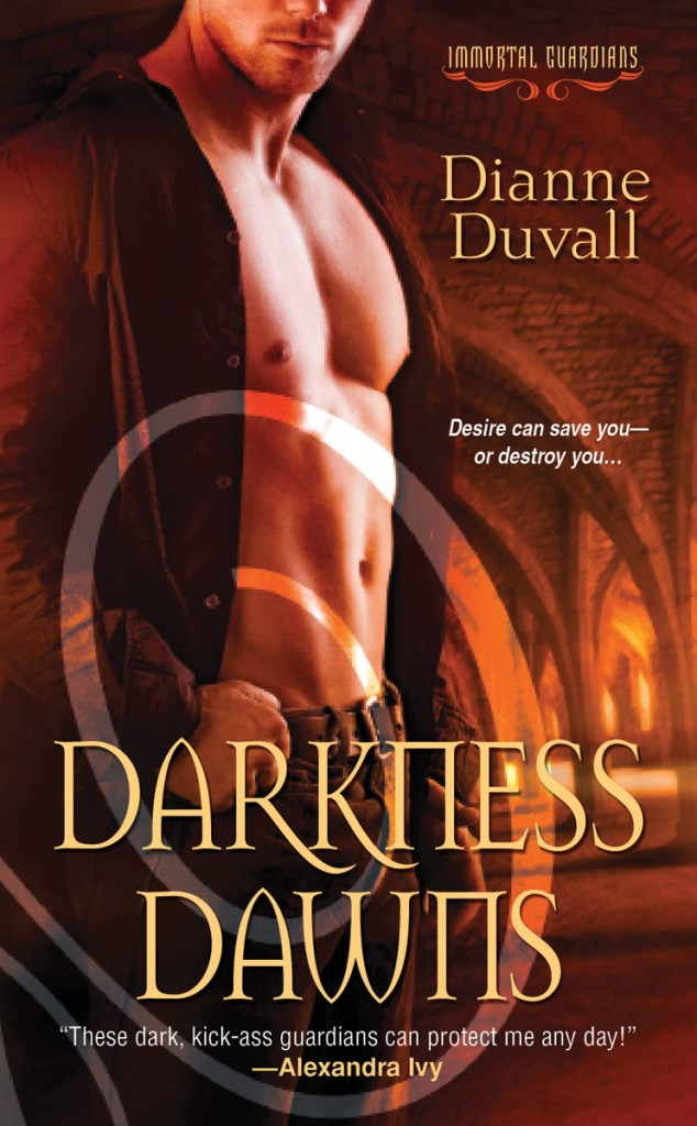 DARKNESS DAWNS (IMMORTAL GUARDIANS, BOOK #1) BY DIANNE DUVALL: BOOK REVIEW