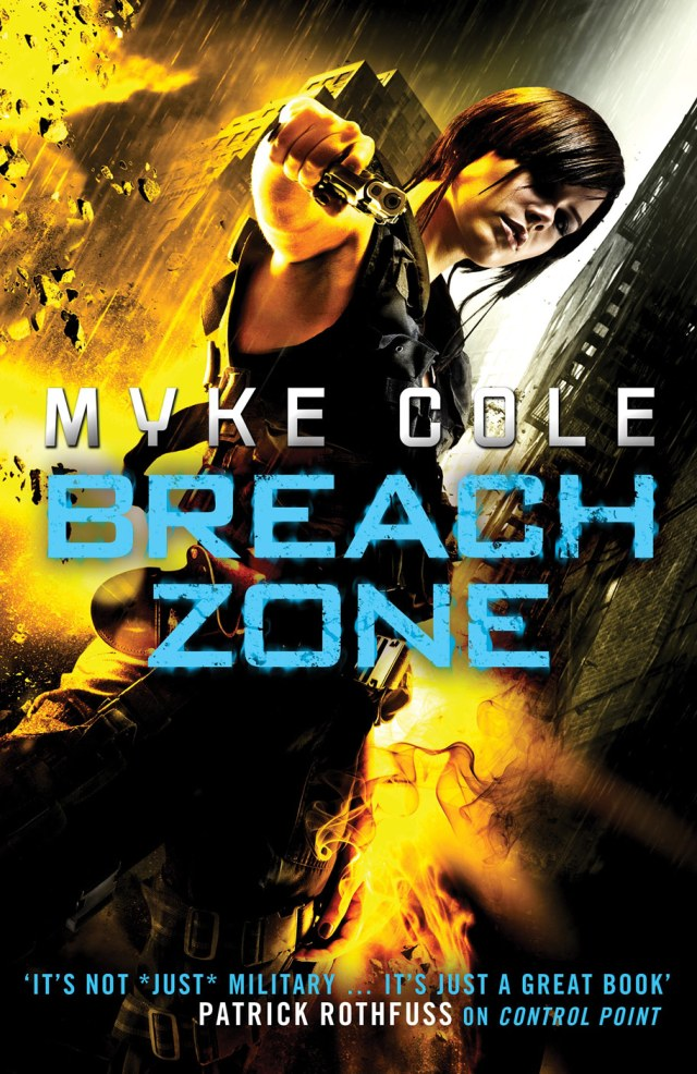 BREACH ZONE (SHADOW OPS, BOOK #3) BY MYKE COLE: BOOK REVIEW