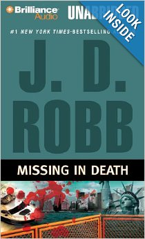 MISSING IN DEATH (IN DEATH, BOOK #29.5) BY J.D. ROBB: BOOK REVIEW
