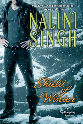 SHIELD OF WINTER (PSY-CHANGELING, BOOK #13) BY NALINI SINGH: BOOK REVIEW