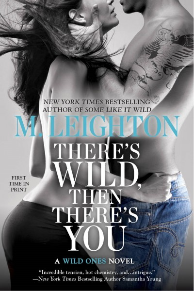 THERE'S WILD THEN THERE'S YOU BY M. LEIGHTON: OBS PLAYLIST