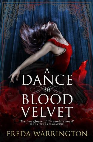 A DANCE IN BLOOD VELVET (BLOOD WINE, BOOK #2) BY FREDA WARRINGTON: BOOK REVIEW