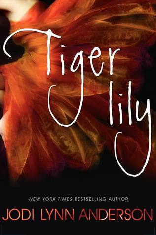 TIGER LILY BY JODI LYNN ANDERSON: OBS PLAYLIST