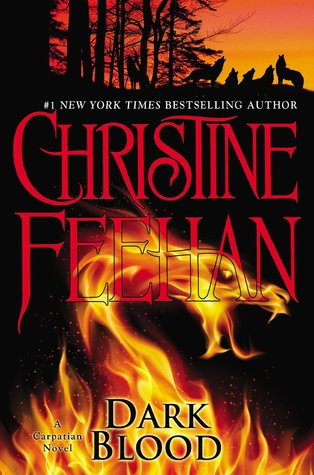 DARK BLOOD (DARK, BOOK #26) BY CHRISTINE FEEHAN: BOOK REVIEW