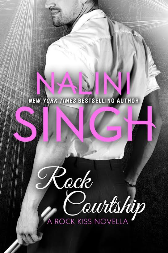 ROCK COURTSHIP BY NALINI SINGH: BOOK COVER REVEAL