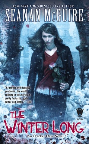THE WINTER LONG (OCTOBER DAYE, BOOK #8) BY SEANAN MCGUIRE: BOOK REVIEW