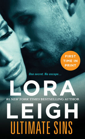 ULTIMATE SINS (THE CALLAHANS, BOOK #4) BY LORA LEIGH: BOOK REVIEW