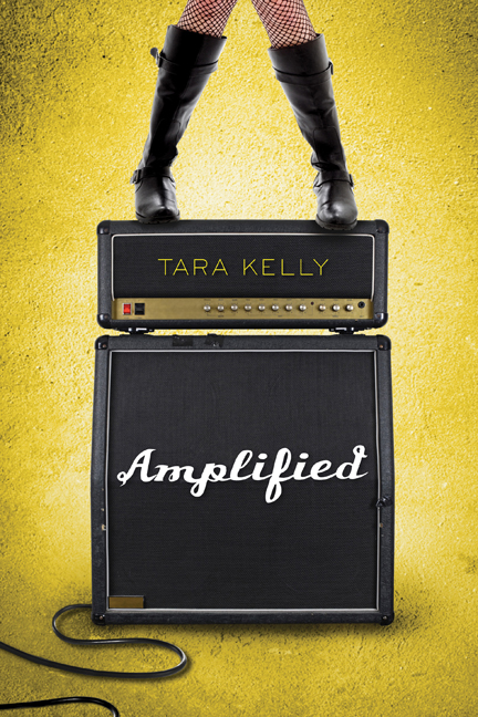 AMPLIFIED (AMPLIFIED, BOOK #1) BY TARA KELLY: BOOK REVIEW