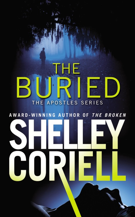 THE BURIED (THE APOSTLES, BOOK #2) BY SHELLEY CORIELL: BOOK REVIEW