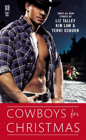 COWBOYS FOR CHRISTMAS BY LIZ TALLEY, KIM LAW, AND TERRI OSBURN: BOOK REVIEW