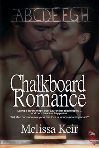 CHALKBOARD ROMANCE BY MELISSA KEIR: BOOK REVIEW